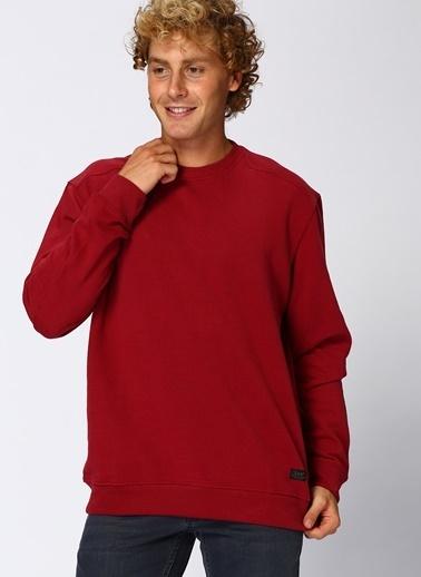 Lee&Wrangler Sweatshirt Kırmızı